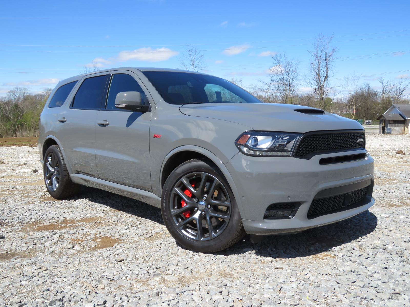 New 2019 DODGE Durango SRT