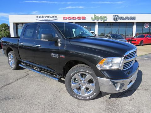 New 2018 RAM 1500 Big Horn